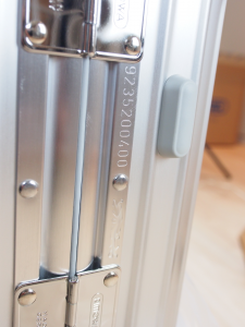 Rimowa Serial Number
