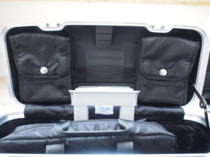 Rimowa Pilot compartments