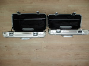 Rimowa Pilot top view