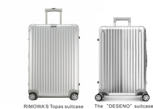 Rimowa vs Deseno