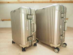 Rimowa Titanium Carry on