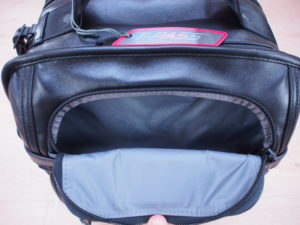 Tumi Top Compartment