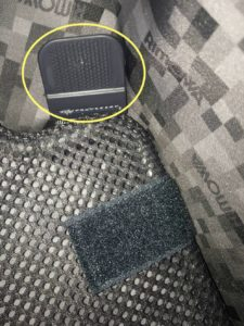 Rimowa Velcro for Flex Divider