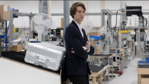 Alexandre Arnault, CEO of Rimowa