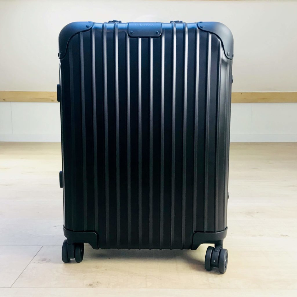 Rimowa Original Cabin S in black previously known as Stealth