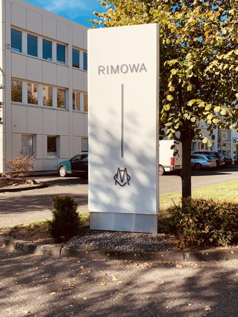 Rimowa HQ Cologne