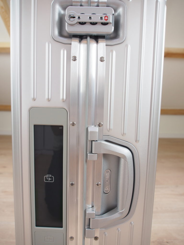 Failed Electronic Tag by Rimowa