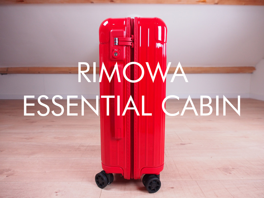 Review Rimowa Essential Cabin Gracefuldegrade