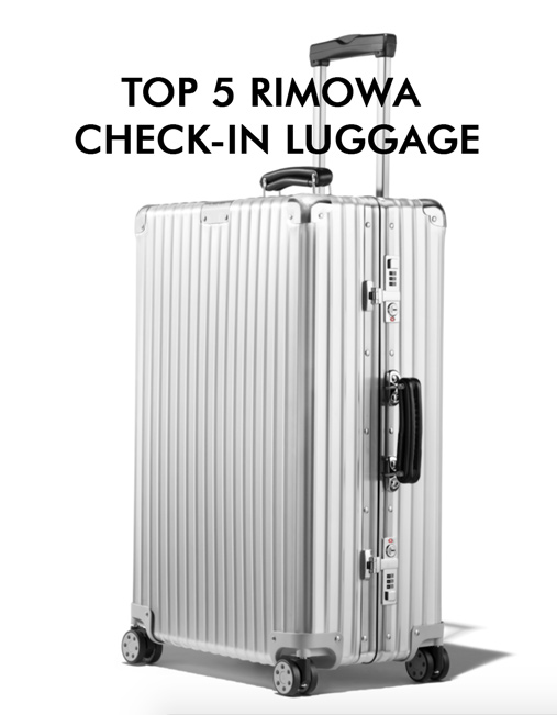 Top-5-Rimowa-Check-In-Luggage